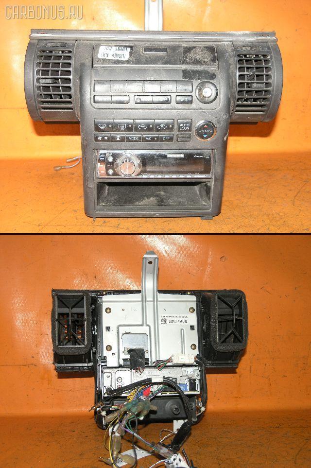 Блок управления климатконтроля NISSAN SKYLINE V35 VQ25DD. Фото 4