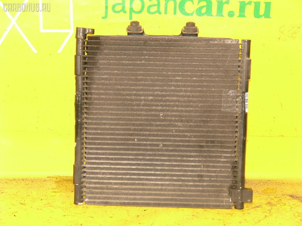 Радиатор кондиционера HONDA HR-V GH1 D16A. Фото 5