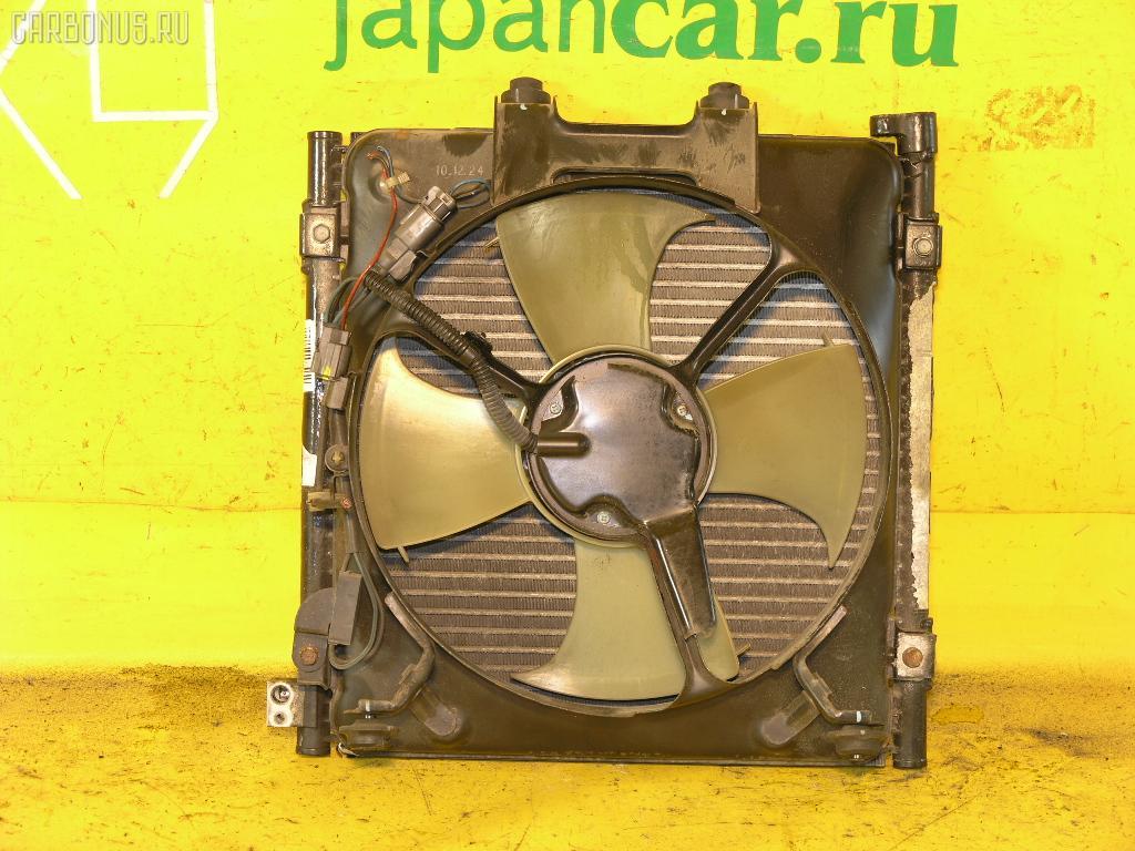 Радиатор кондиционера HONDA HR-V GH1 D16A. Фото 6