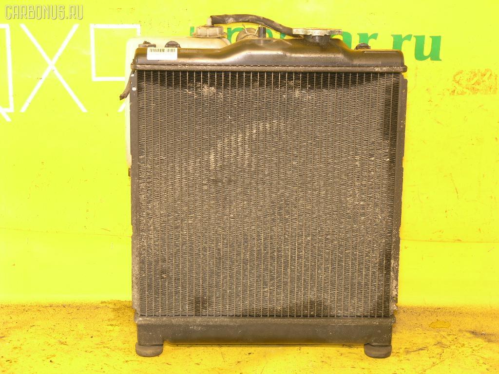 Радиатор ДВС HONDA DOMANI MB4 D16A. Фото 6