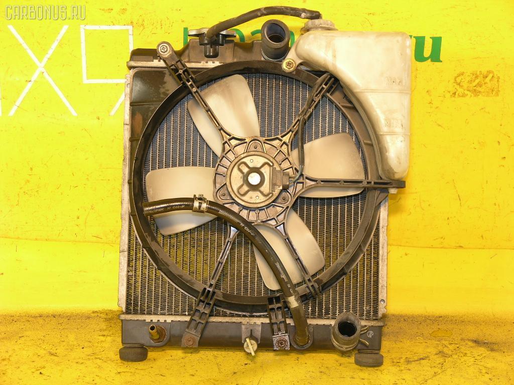 Радиатор ДВС HONDA DOMANI MB4 D16A. Фото 7