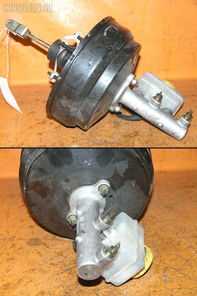 Главный тормозной цилиндр SUBARU LEGACY LANCASTER BHE EZ30. Фото 2
