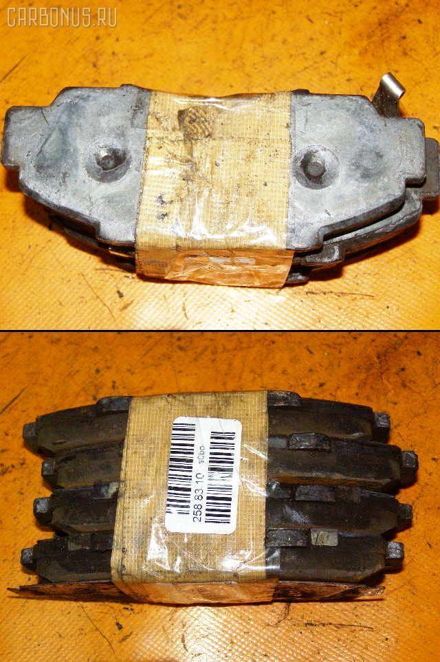 Тормозные колодки HONDA ODYSSEY RA6 F23A. Фото 4