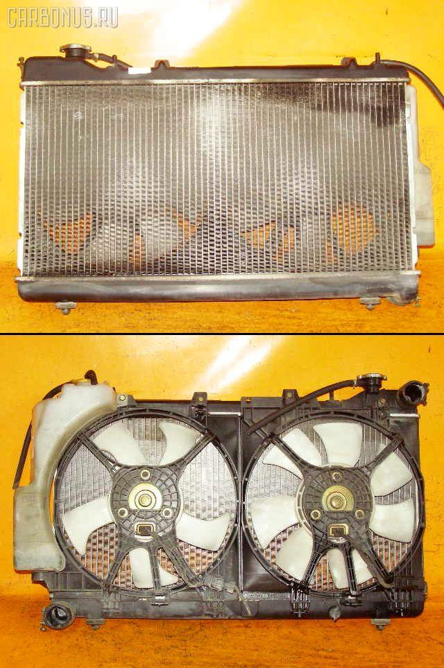Радиатор ДВС SUBARU IMPREZA WAGON GF2 EJ15. Фото 1