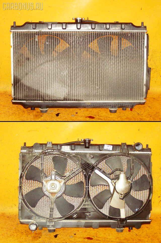Радиатор ДВС NISSAN PRIMERA P11 SR18DE. Фото 1