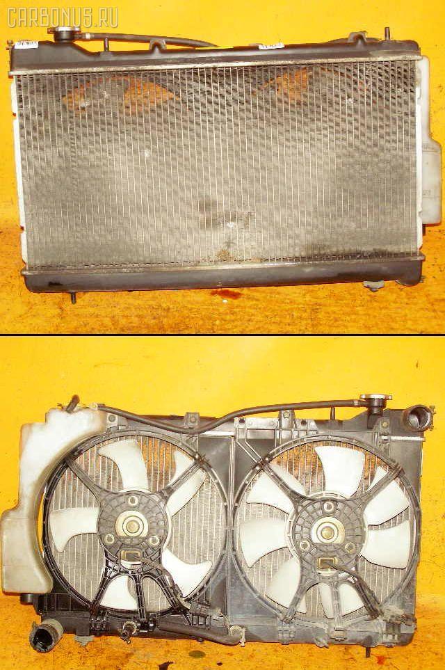 Радиатор ДВС SUBARU IMPREZA WAGON GF2 EJ15. Фото 2