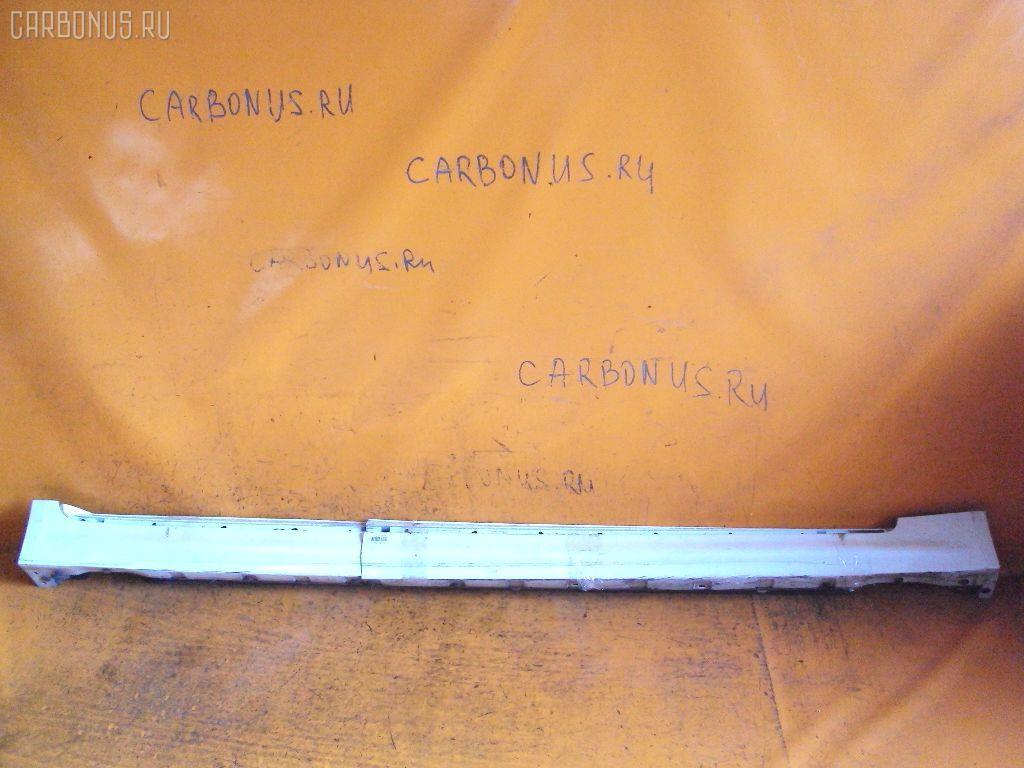 Порог кузова пластиковый ( обвес ) TOYOTA CROWN GRS182 Фото 2