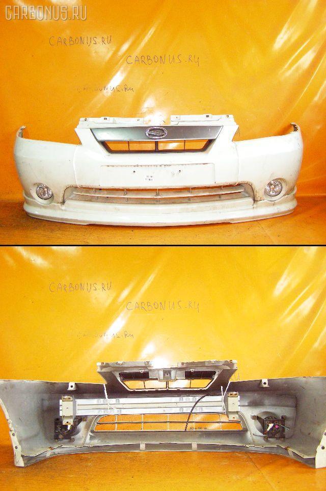 Бампер SUZUKI AERIO WAGON RB21S. Фото 6