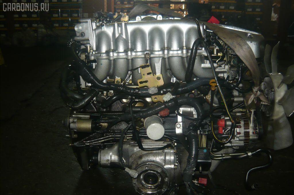 Двигатель NISSAN STAGEA WGNC34 RB25DET. Фото 6