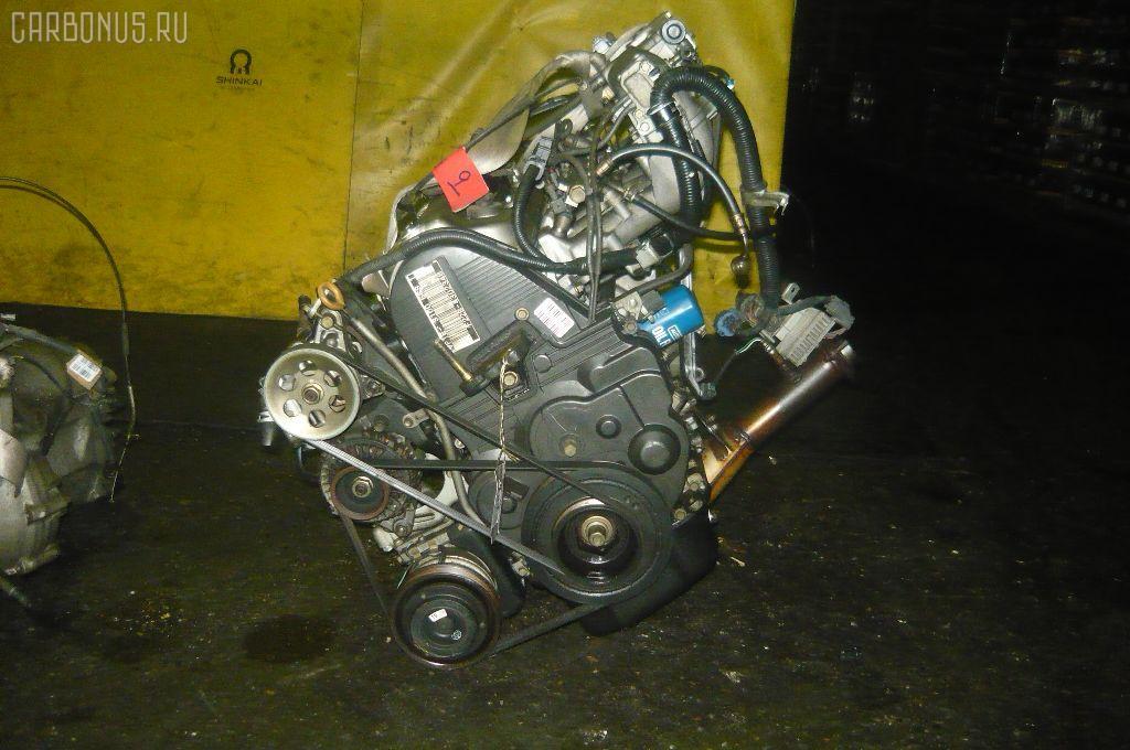 Двигатель HONDA ODYSSEY RA1 F22B. Фото 1