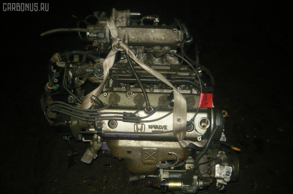 Двигатель HONDA ODYSSEY RA1 F22B. Фото 2