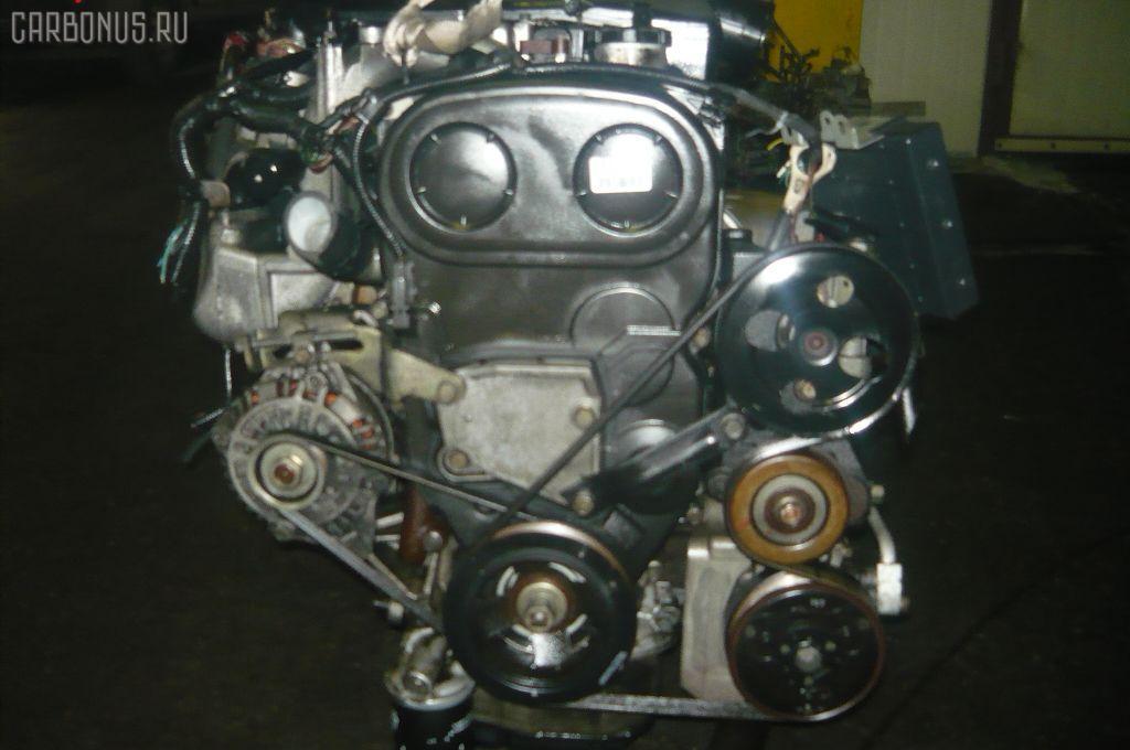 Двигатель MITSUBISHI PAJERO IO H76W 4G93. Фото 2