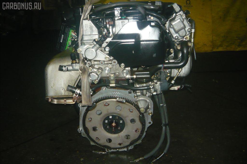 Двигатель MITSUBISHI PAJERO IO H76W 4G93. Фото 4