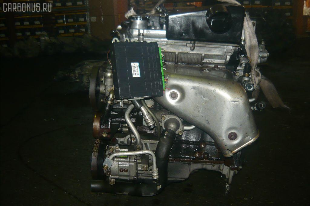 Двигатель MITSUBISHI PAJERO IO H76W 4G93. Фото 5
