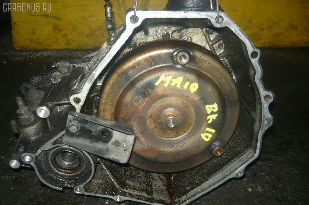 КПП автоматическая Nissan Be-1 BK10 MA10S Фото 1