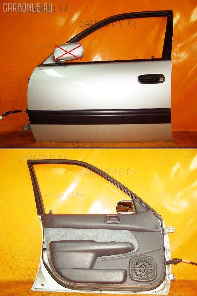 Дверь боковая TOYOTA SPRINTER CARIB AE115G. Фото 4