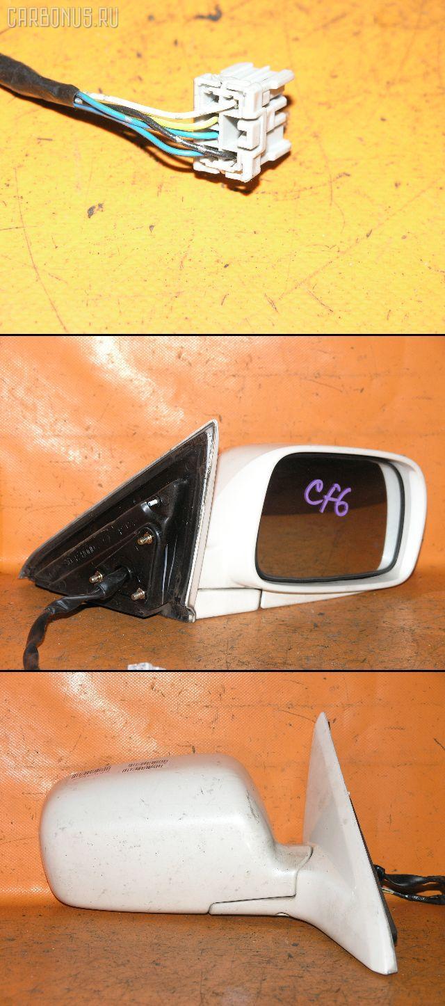 Зеркало двери боковой HONDA ACCORD WAGON CF6. Фото 4