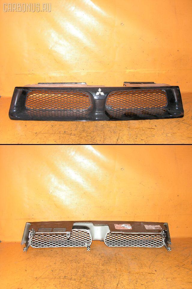 Решетка радиатора MITSUBISHI GALANT EA1A. Фото 7