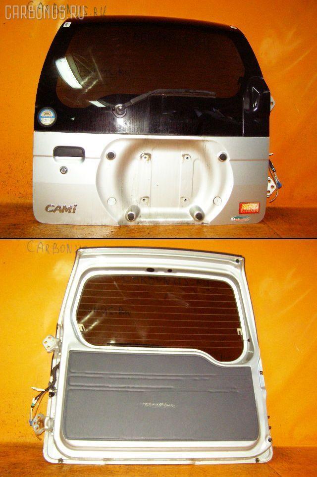 Дверь задняя TOYOTA CAMI J102E