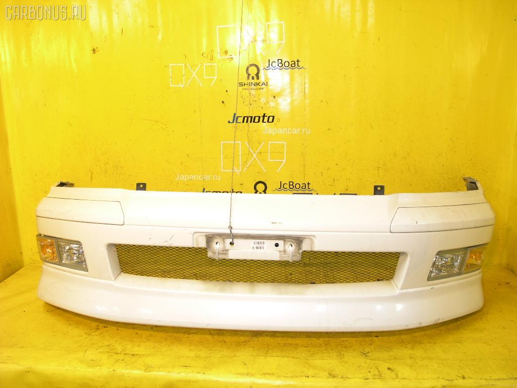 Бампер MITSUBISHI CHARIOT GRANDIS N94W. Фото 7