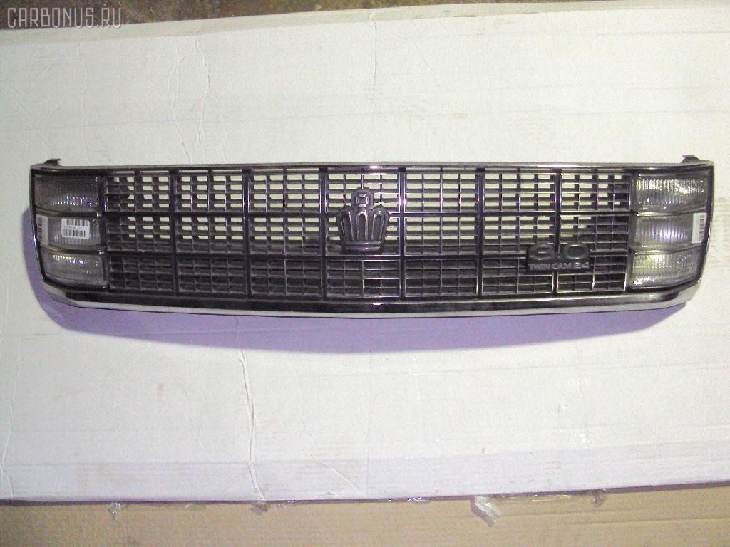 Решетка радиатора TOYOTA CROWN MS137. Фото 1