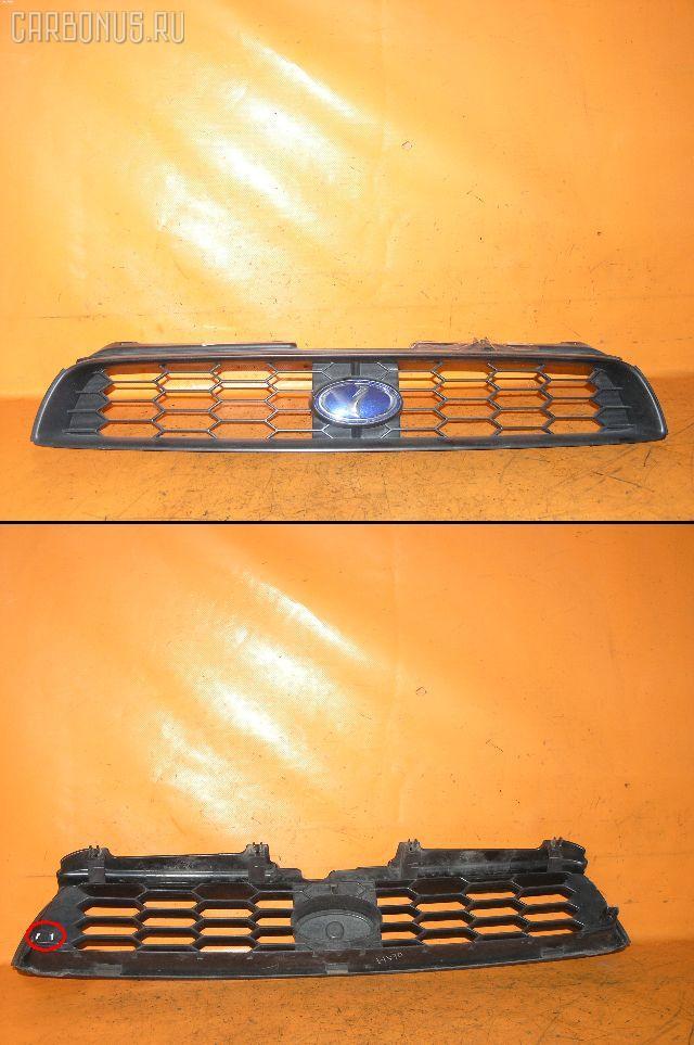 Решетка радиатора SUBARU IMPREZA WAGON GG3. Фото 4