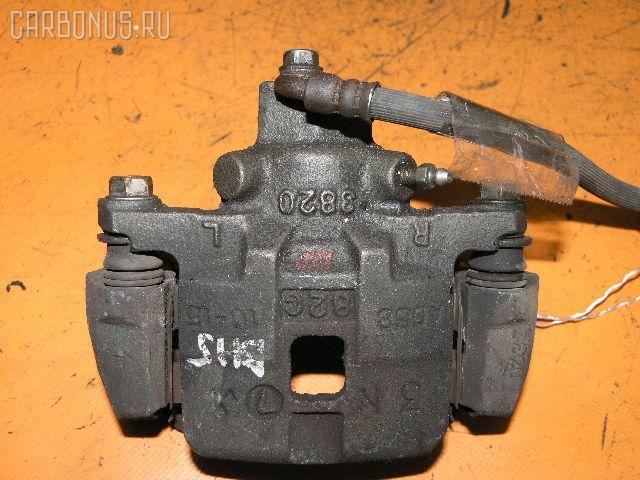 Суппорт SUBARU LEGACY WAGON BH5 EJ20. Фото 1