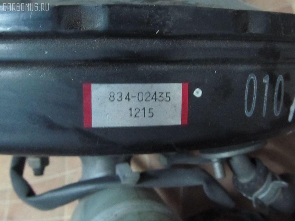 Главный тормозной цилиндр TOYOTA COROLLA AE114 4A-FE. Фото 4