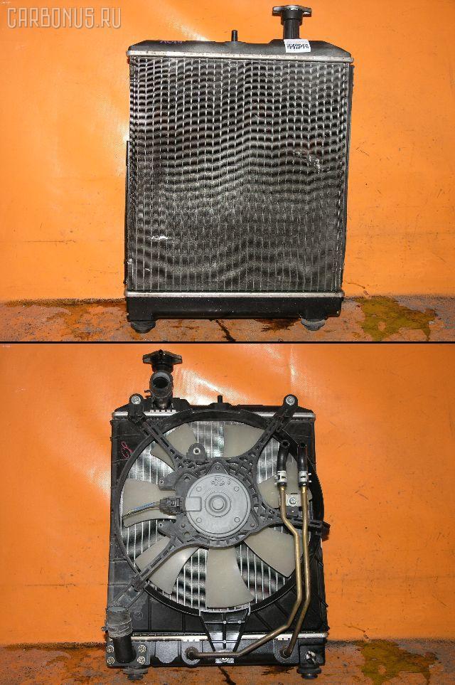 Радиатор ДВС MITSUBISHI MINICA H47V 3G83. Фото 1