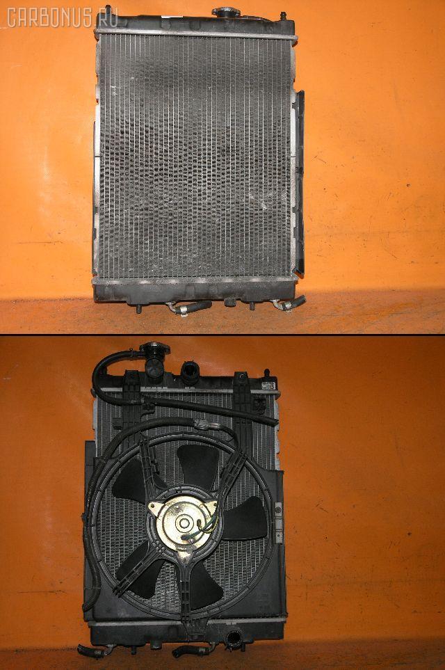 Радиатор ДВС NISSAN CUBE Z10 CG13DE. Фото 5