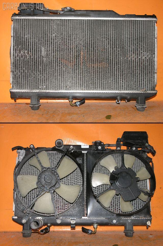 Радиатор ДВС TOYOTA CARINA AT192 5A-FE. Фото 1