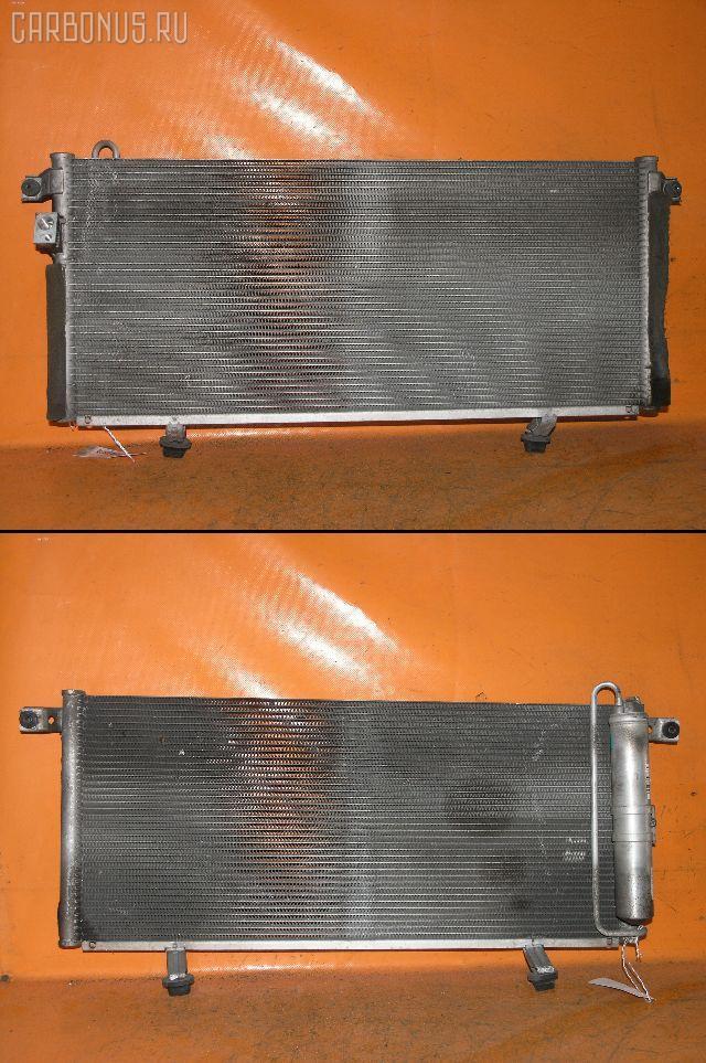 Радиатор кондиционера MITSUBISHI PAJERO IO H76W 4G93. Фото 2