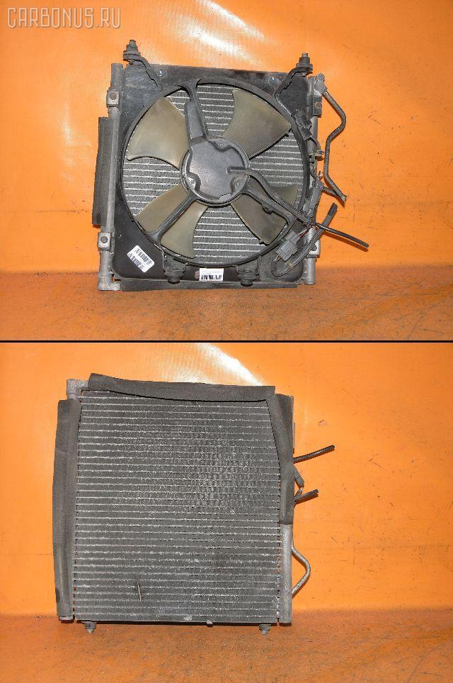 Радиатор кондиционера HONDA PARTNER EY7 D15B. Фото 3