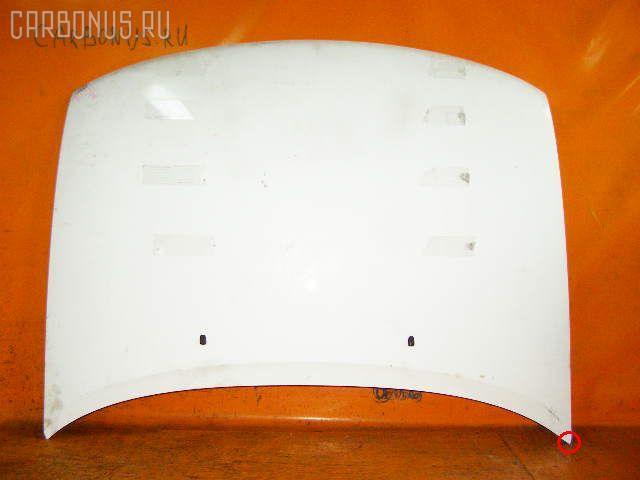 Капот TOYOTA COROLLA II EL41. Фото 1