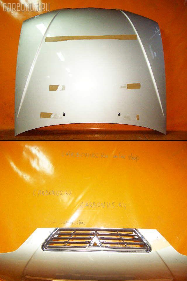 Капот TOYOTA VISTA SV40. Фото 8