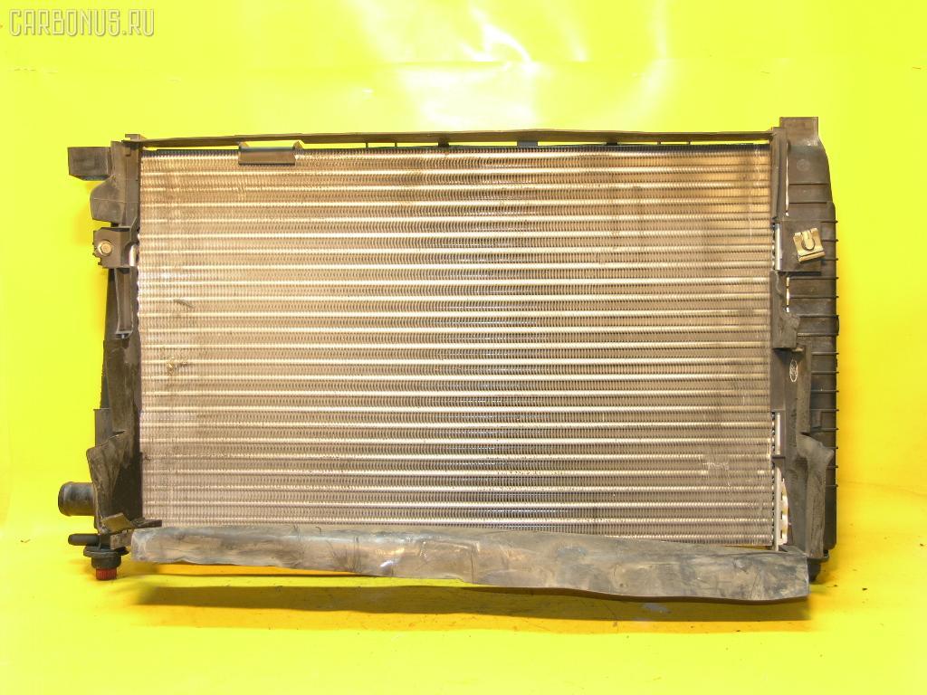 Радиатор ДВС MERCEDES-BENZ A-CLASS W168.133 166.960. Фото 2