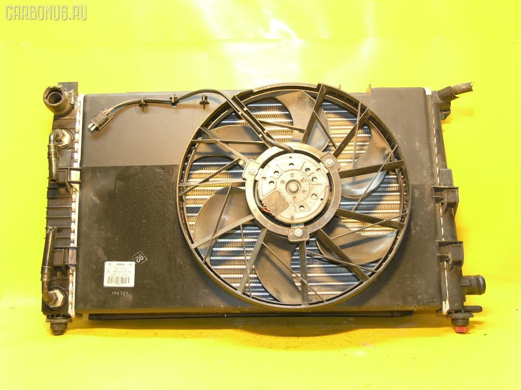 Радиатор ДВС MERCEDES-BENZ A-CLASS W168.133 166.960. Фото 3
