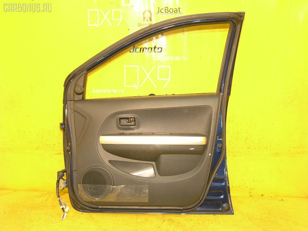 Дверь боковая TOYOTA IST NCP60. Фото 9