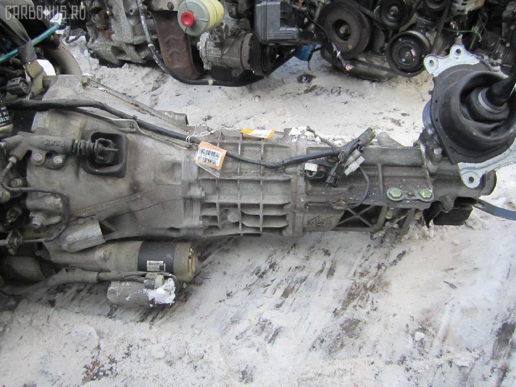 КПП механическая MAZDA RX-8 SE3P 13B-MSP. Фото 5