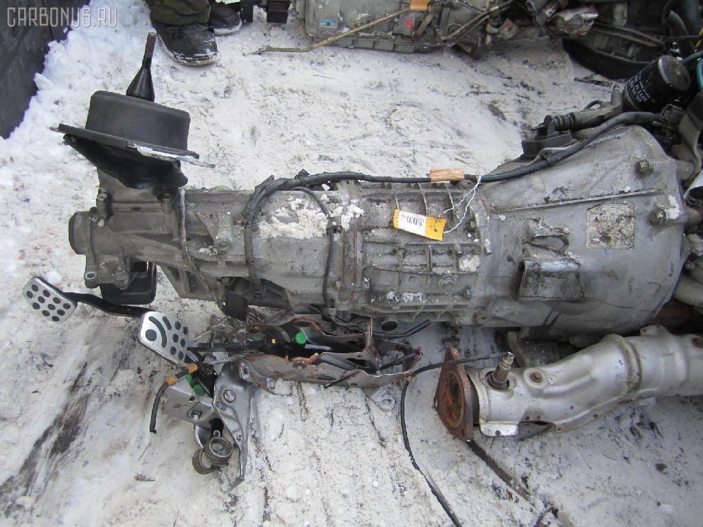 КПП механическая MAZDA RX-8 SE3P 13B-MSP. Фото 6