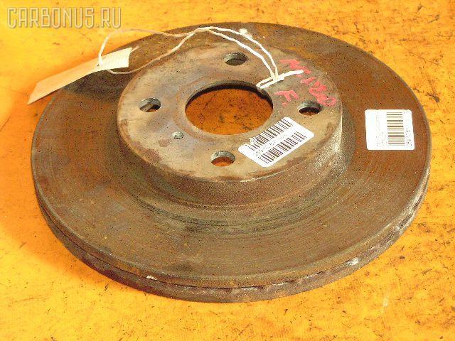 Тормозной диск TOYOTA IST NCP61. Фото 2