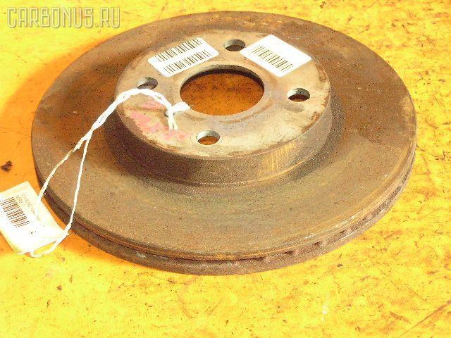 Тормозной диск TOYOTA FUNCARGO NCP20. Фото 3