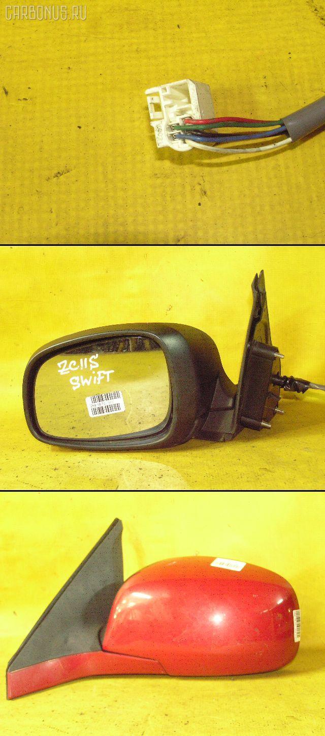 Зеркало двери боковой SUZUKI SWIFT ZC11S. Фото 8