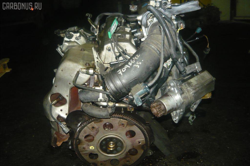 Двигатель TOYOTA IPSUM SXM10G 3S-FE. Фото 3
