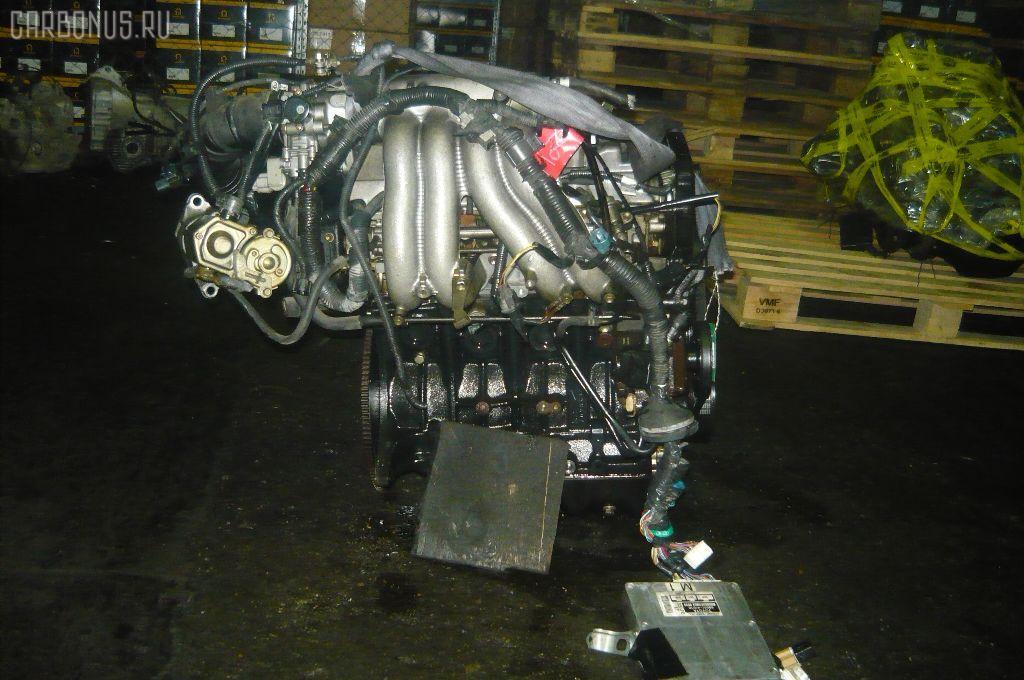 Двигатель TOYOTA IPSUM SXM10G 3S-FE. Фото 4