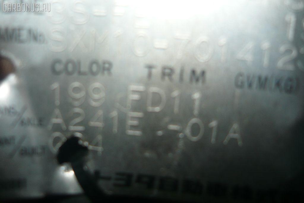 КПП автоматическая TOYOTA IPSUM SXM10G 3S-FE. Фото 4