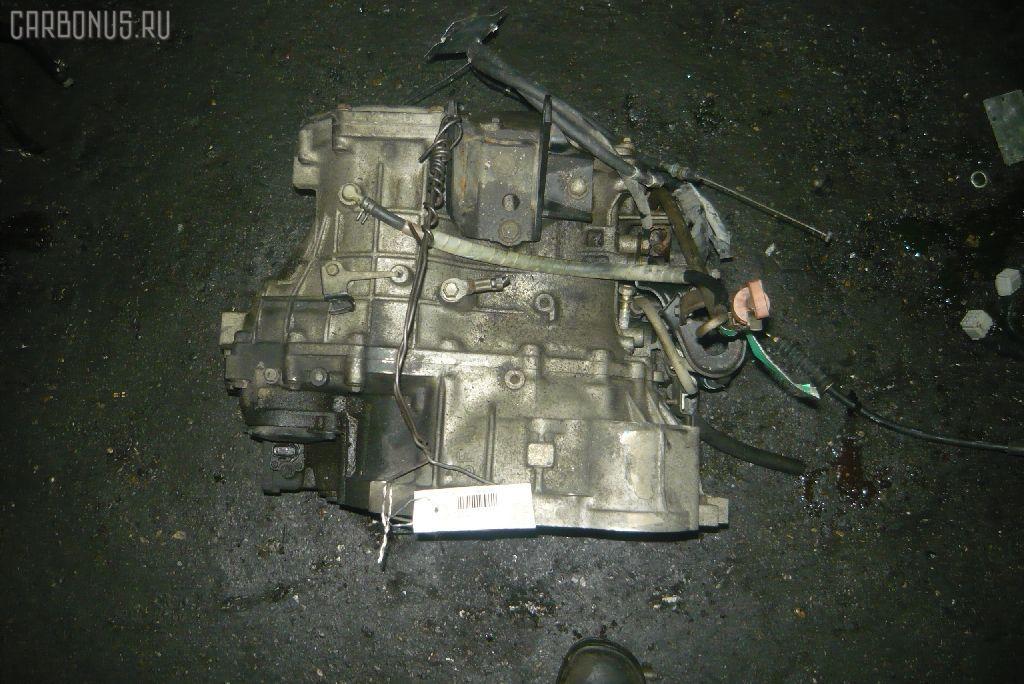 КПП автоматическая TOYOTA IPSUM SXM10G 3S-FE. Фото 6