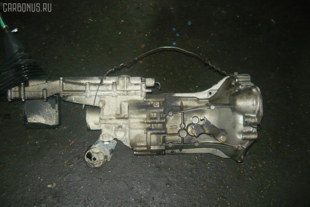 КПП механическая MITSUBISHI PAJERO MINI H56A 4A30. Фото 3