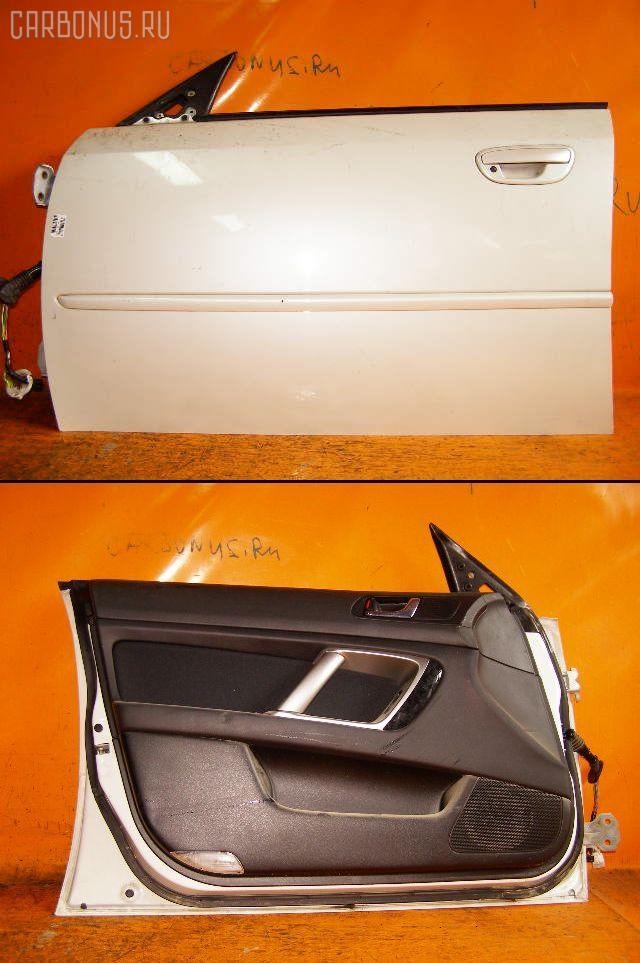Дверь боковая SUBARU LEGACY WAGON BP5. Фото 2