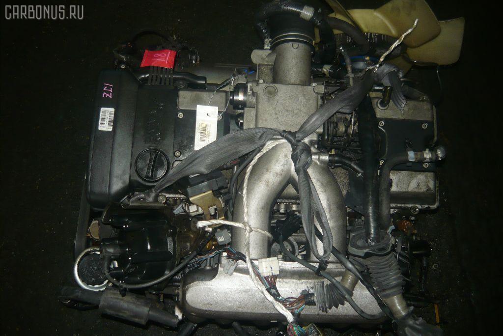 Двигатель TOYOTA CROWN JZS141 1JZ-GE. Фото 3